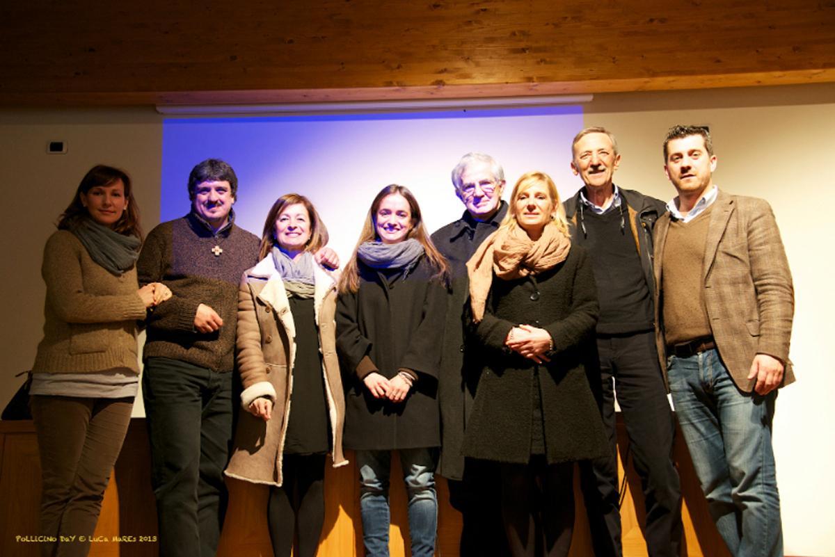 Un momento di presentazione dell'assemblea 2013 (L. Mares)