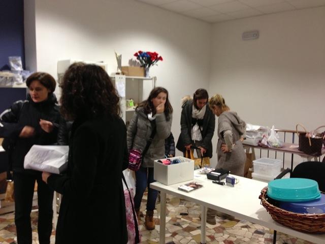 Teaparty per l'Associazione Pollicino
