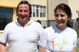 Terminati i lavori a casa Pollicino in Romania
