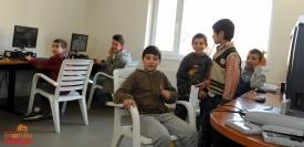 Attività in Casa Pollicino
